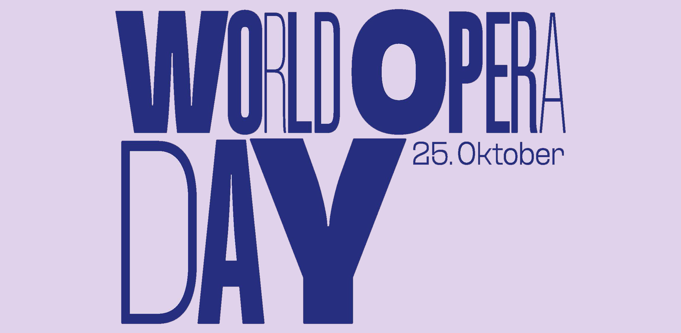 World Opera Day